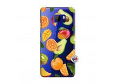 Coque HTC U Ultra Salade de Fruits