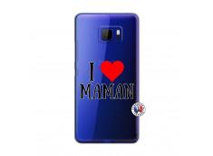 Coque HTC U Ultra I Love Maman