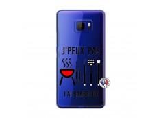 Coque HTC U Ultra Je Peux Pas J Ai Barbecue