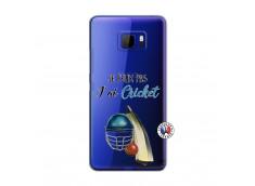 Coque HTC U Ultra Je peux pas j'ai cricket