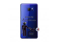 Coque HTC U Ultra Je Peux Pas Je Suis Veterinaire