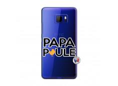 Coque HTC U Ultra Papa Poule