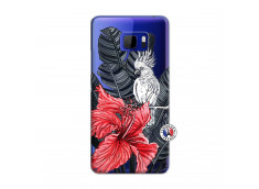 Coque HTC U Ultra Papagal