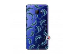 Coque HTC U Ultra Dolphins