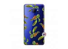Coque HTC U Ultra Tortue Géniale