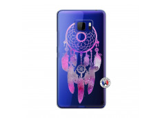 Coque HTC U Ultra Purple Dreamcatcher