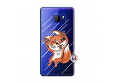 Coque HTC U Ultra Fox Impact