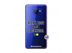 Coque HTC U Ultra Rien A Foot Allez Le Senegal