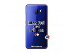 Coque HTC U Ultra Rien A Foot Allez Liverpool