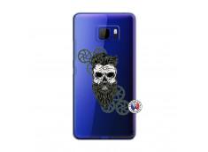 Coque HTC U Ultra Skull Hipster