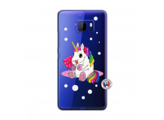 Coque HTC U Ultra Sweet Baby Licorne