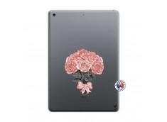 Coque iPad 10.2 Bouquet de Roses