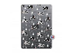 Coque iPad 10.2 Cow Pattern