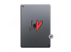 Coque iPad 10.2 I Love You