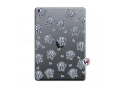 Coque iPad 10.2 Petits Elephants