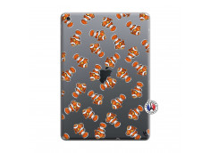 Coque iPad 10.2 Petits Poissons Clown