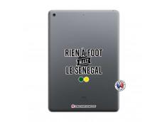 Coque iPad 10.2 Rien A Foot Allez Le Senegal