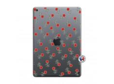 Coque iPad 10.2 Rose Pattern