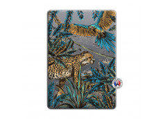 Coque iPad 10.2 Leopard Jungle