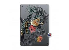 Coque iPad 10.2 Leopard Tree