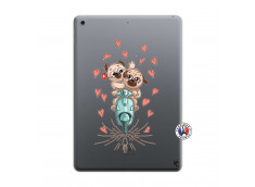 Coque iPad 10.2 Puppies Love