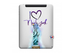 Coque iPad 1 I Love New York