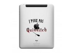 Coque iPad 1 Hybrid J' peux pas j'ai Quidditch