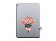Coque iPad 2018/2017 Bouquet de Roses