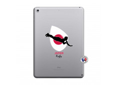 Coque iPad 2018/2017 Coupe du Monde Rugby-Japan