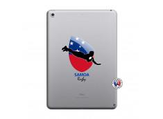 Coque iPad 2018/2017 Coupe du Monde Rugby-Samoa