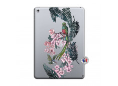 Coque iPad 2018/2017 Flower Birds