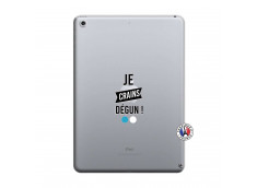 Coque iPad 2018/2017 Je Crains Degun