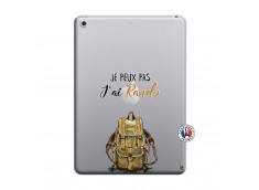 Coque iPad 2018/2017 Je Peux Pas J Ai Rando