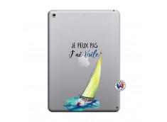 Coque iPad 2018/2017 Je Peux Pas J Ai Voile