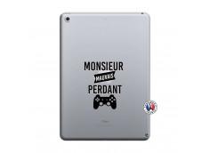 Coque iPad 2018/2017 Monsieur Mauvais Perdant