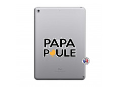 Coque iPad 2018/2017 Papa Poule