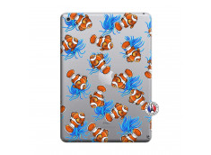 Coque iPad 2018/2017 Poisson Clown