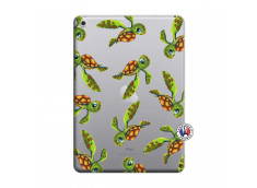 Coque iPad 2018/2017 Tortue Géniale