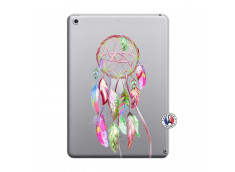 Coque iPad 2018/2017 Pink Painted Dreamcatcher