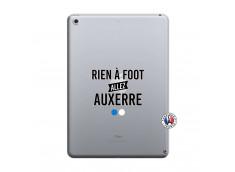 Coque iPad 2018/2017 Rien A Foot Allez Auxerre