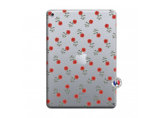 Coque iPad 2018/2017 Rose Pattern