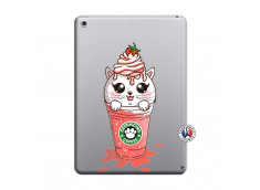 Coque iPad 2018/2017 Catpucino Ice Cream
