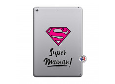 Coque iPad 2018/2017 Super Maman