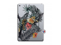 Coque iPad 2018/2017 Leopard Tree