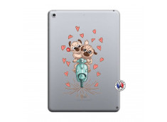 Coque iPad 2018/2017 Puppies Love