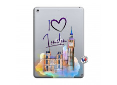 Coque iPad 2018/2017 I Love London