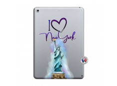 Coque iPad 2018/2017 I Love New York