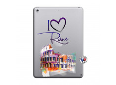 Coque iPad 2018/2017 I Love Rome