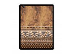 Coque iPad 2 Aztec Deco Noir