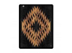 Coque iPad 2 Aztec One Motiv Noir
